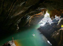 View Tra Ang Cave